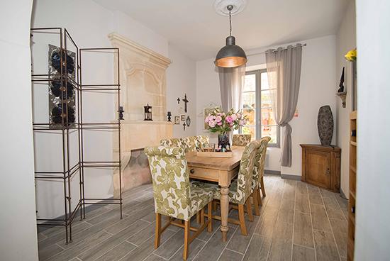 Gite Dining Room